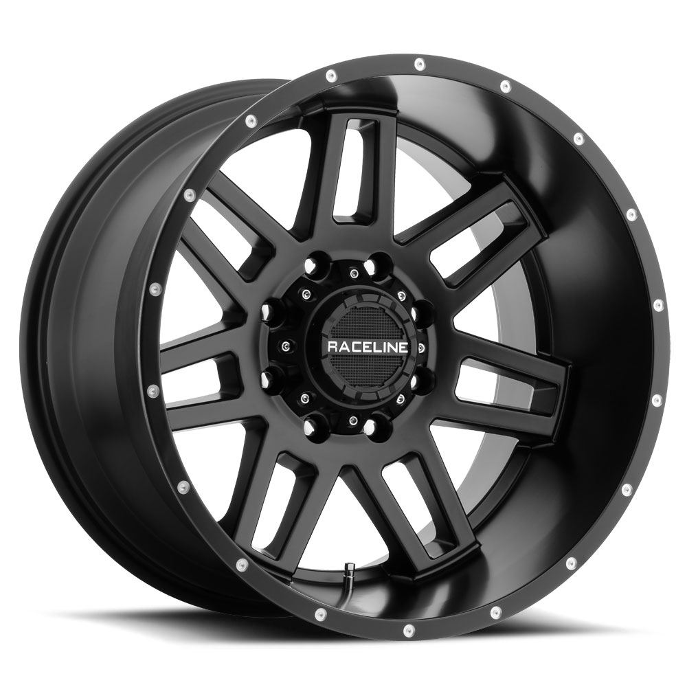 Raceline Wheels 931M Injector Wheels | Down South Custom ...