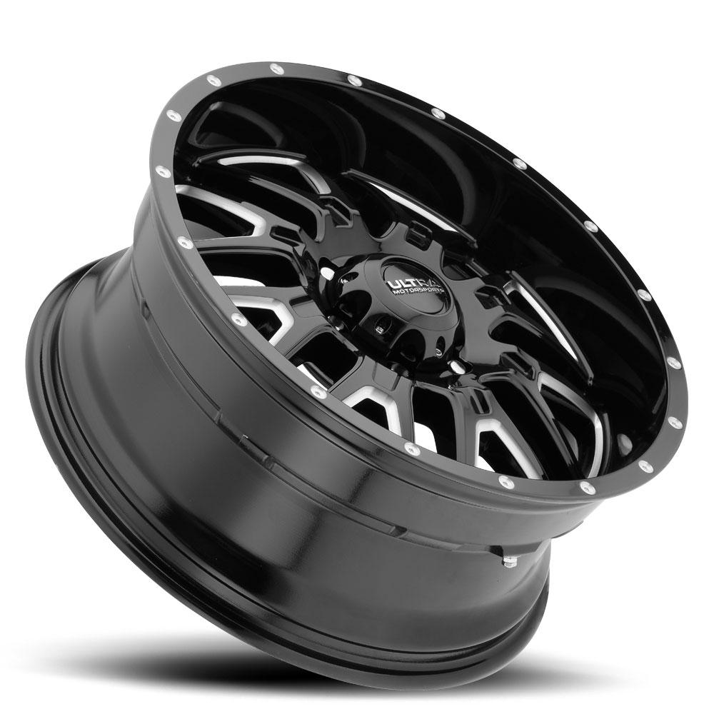 ultra motorsports 203 hunter wheels