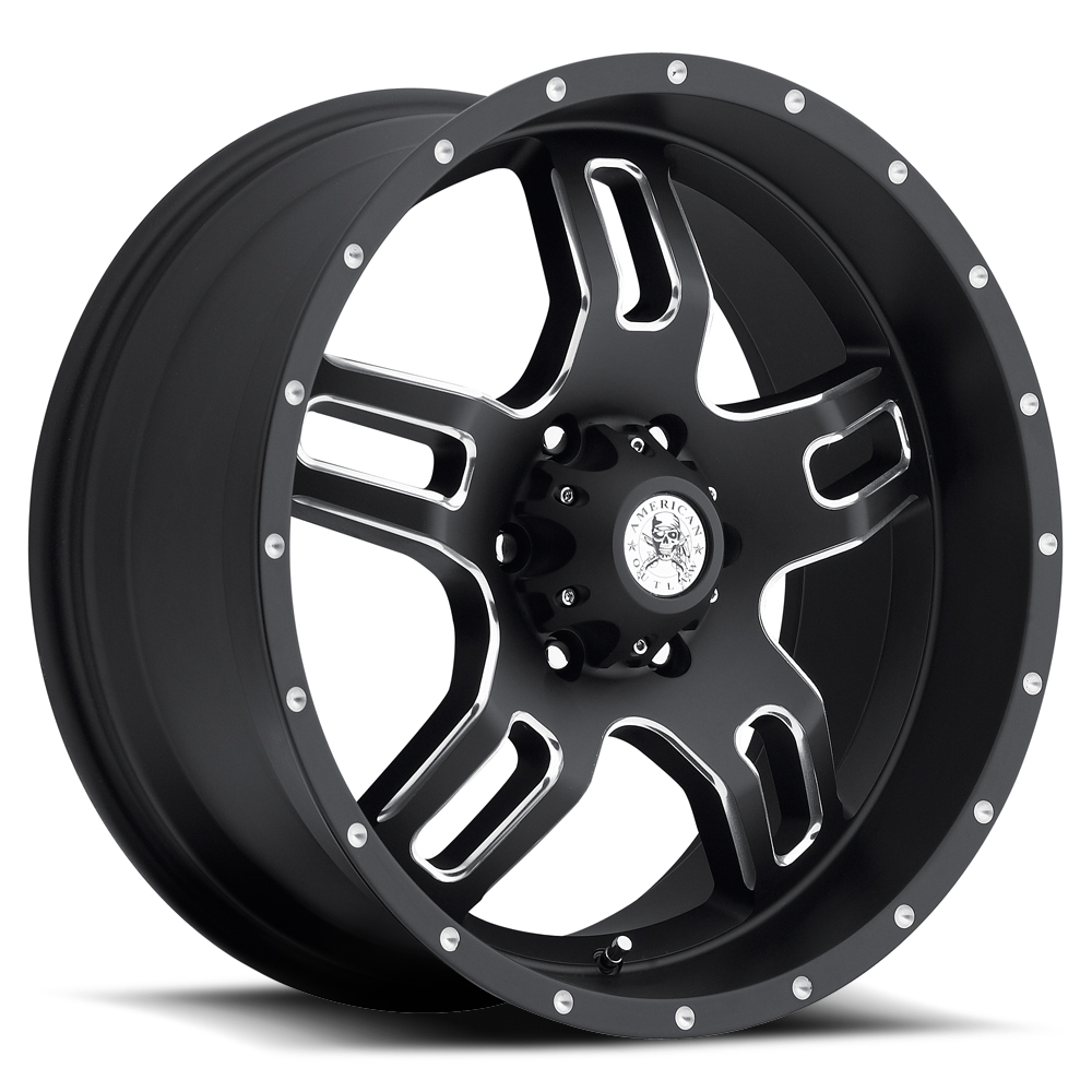 American Outlaw Regulator (S117) Wheels | Down South ...