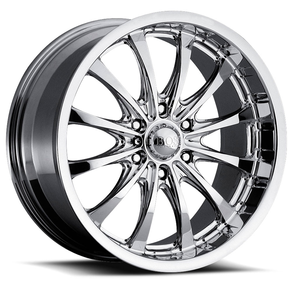 Boss Motorsports 307 Wheels Down South Custom Wheels