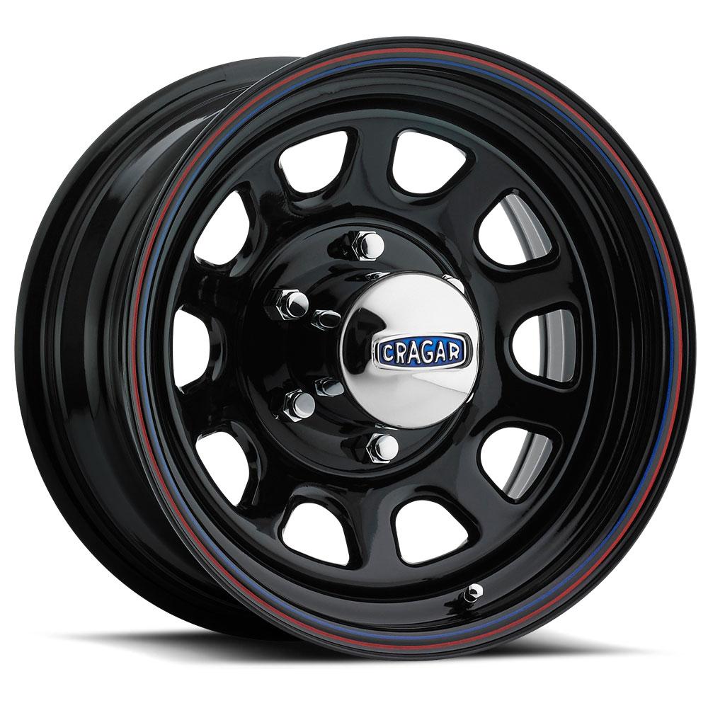 Cragar Series 342 D Window Wheels Down South Custom Wheels