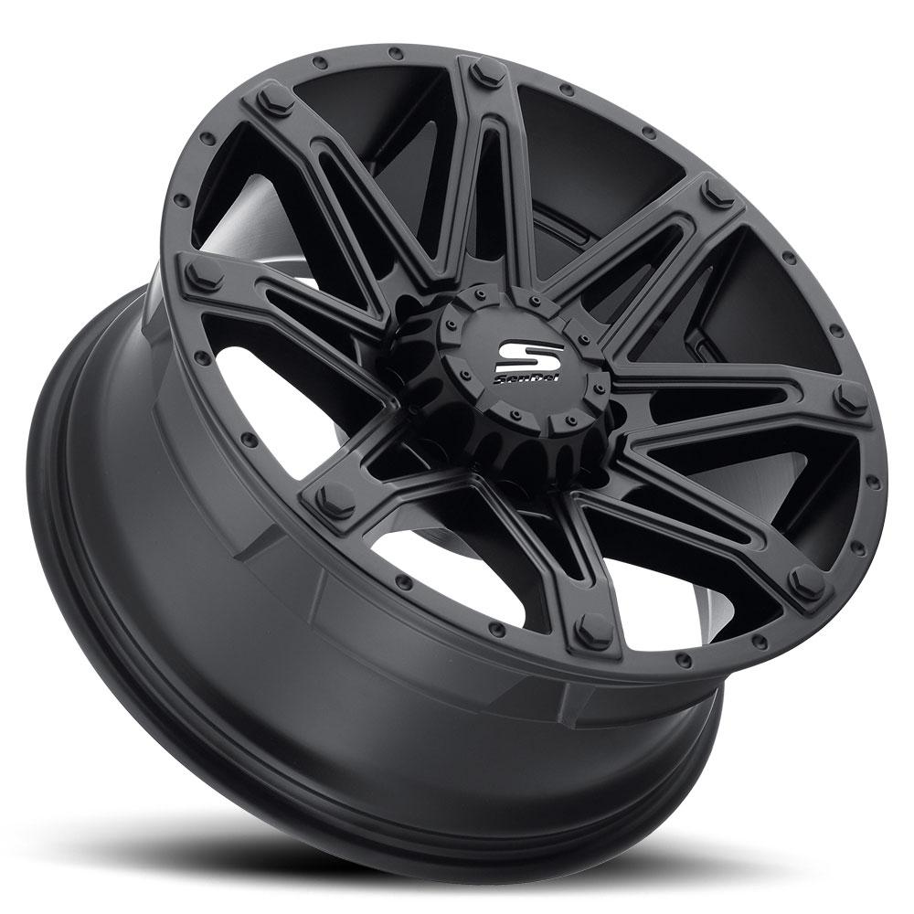 No Credit Check Financing >> SenDel S-35 Recon Wheels | Down South Custom Wheels