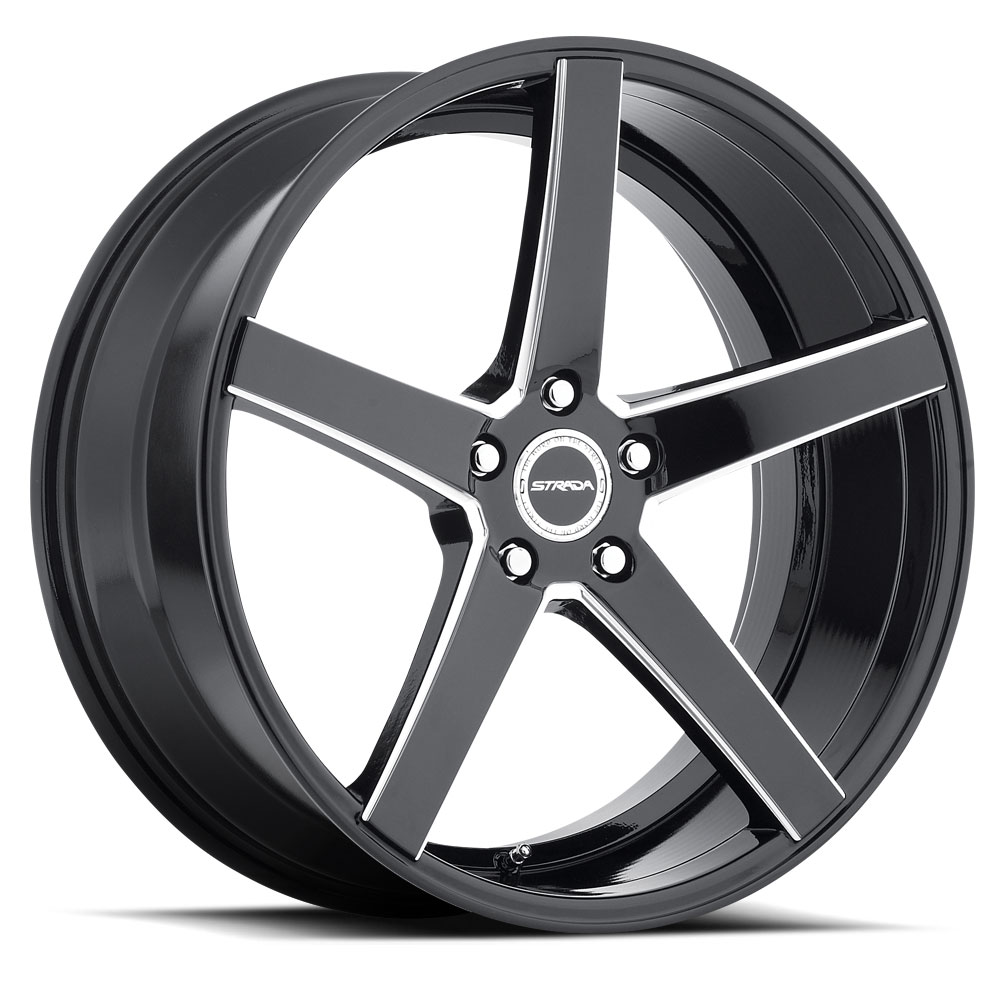Strada Wheels Perfetto Wheels | Down South Custom Wheels