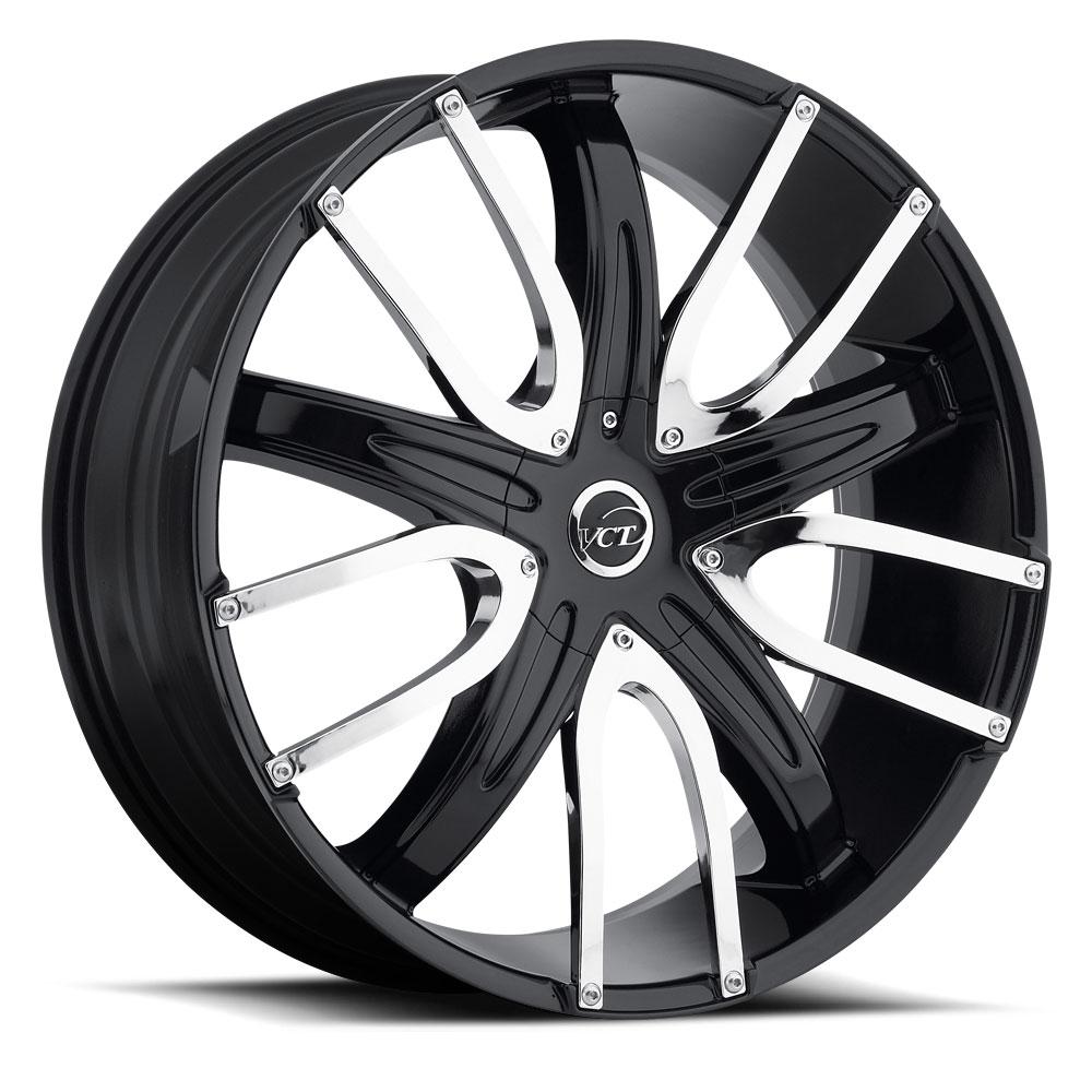 VCT V18 Wheels | Down South Custom Wheels