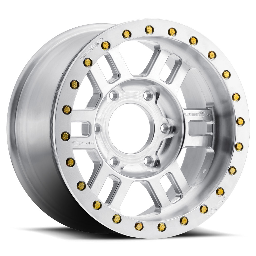 wheels vision off road 398 manx forged beadlock 6 lug 398 manx forged beadlock