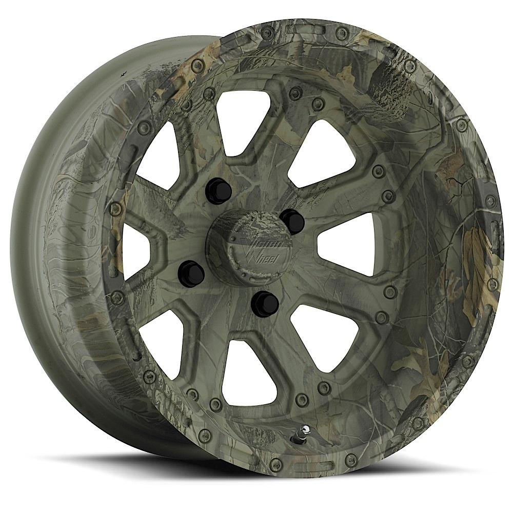Vision Atv 159 Outback Wheels Down South Custom Wheels